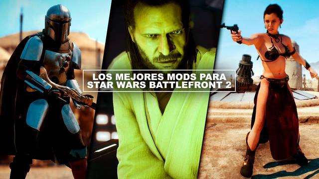 Mejores mods para Star Wars Battlefront 2 - TOP 10