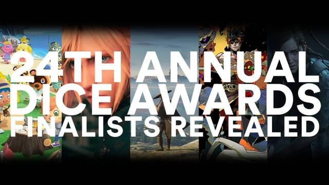 Anunciados los nominados a los Premios DICE 2020.