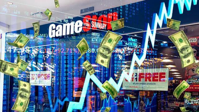 Acciones GameStop