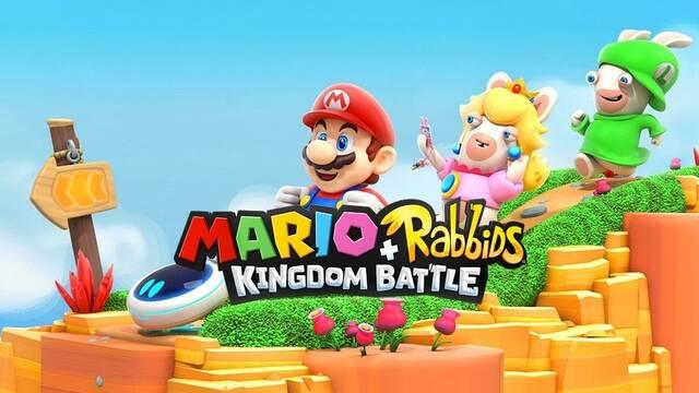 Mario + Rabbids Kingdom Battle y su posible secuela