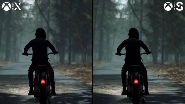 Análisis técnico de The Medium en Xbox Series X/S.
