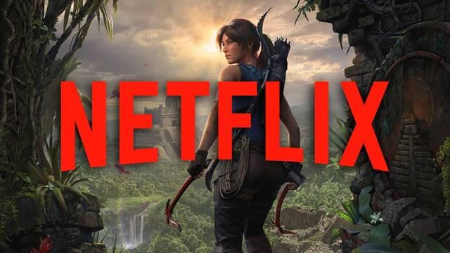 Netflix anuncia una serie animada de Tomb Raider.