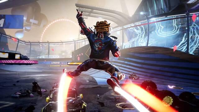 Nuevo tráiler gameplay de Destruction AllStars.