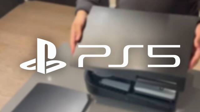 Carcasas no oficiales de PS5 en la vida real.