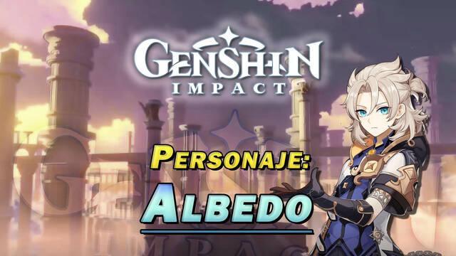 Albedo en Genshin Impact: Cómo conseguirlo y habilidades