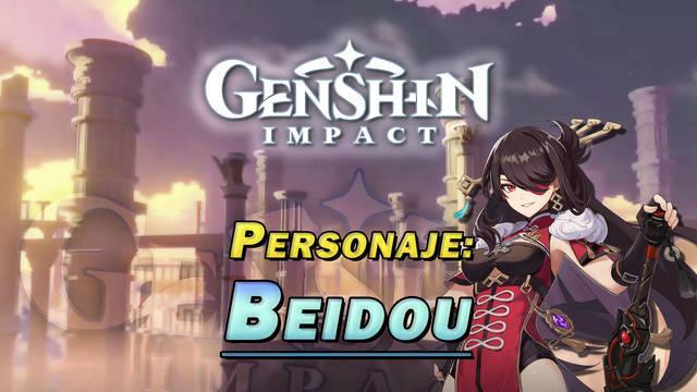 Beidou en Genshin Impact: Cómo conseguirla y habilidades