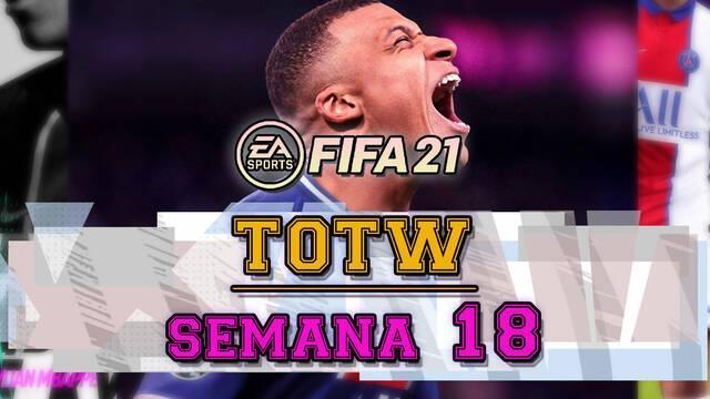 FIFA 21 - TOTW 18: Ya disponible con Neymar, Benzema y Bernardo Silva
