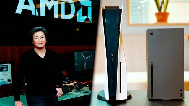 AMD fabricación PS5 y Xbox Series X/S problemas hasta finales de 2021