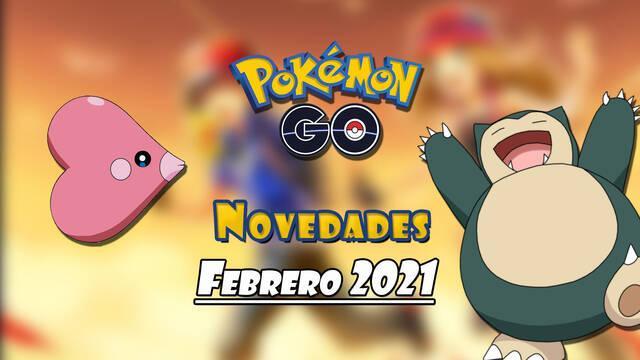 Pokémon GO: Eventos febrero 2021; San Valentín, Año nuevo Lunar y más detalles