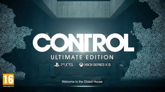 Control Ultimate Edition mejoras gráficas en PS5 y Xbox Series