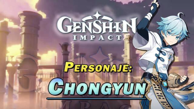 Chongyun en Genshin Impact: Cómo conseguirlo y habilidades