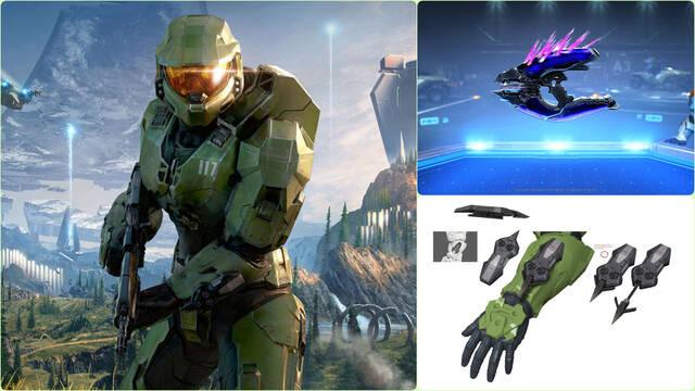 Halo Infinite detalles del gameplay