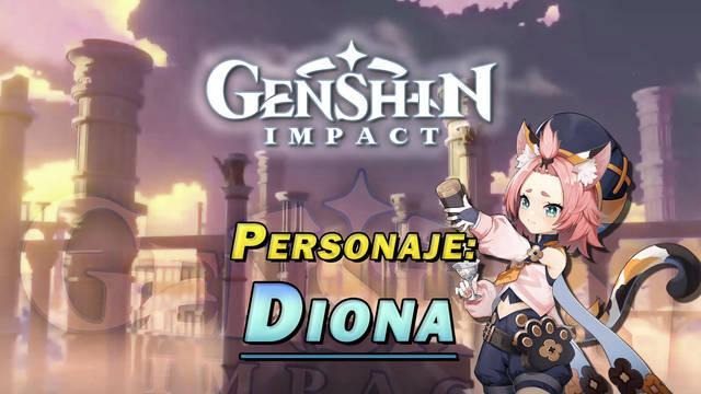 Diona en Genshin Impact: Cómo conseguirla y habilidades