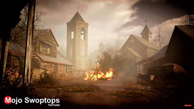 La aldea de Resident Evil 4 en Far Cry 5