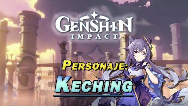 Keching en Genshin Impact: Cómo conseguirla y habilidades