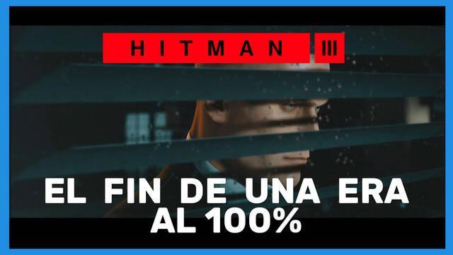 El fin de una era en Hitman 3 al 100%