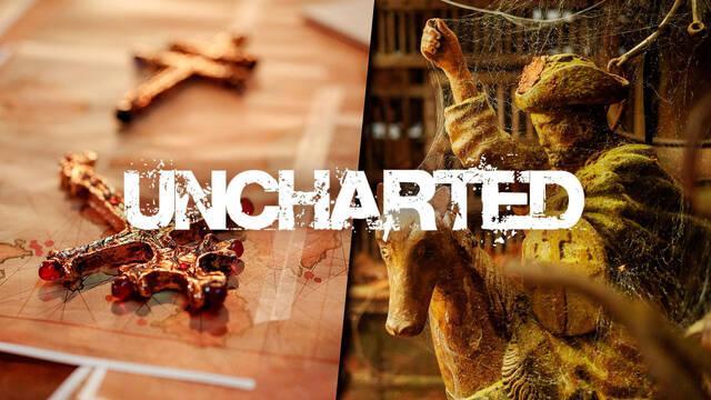 Uncharted película nuevas imágenes