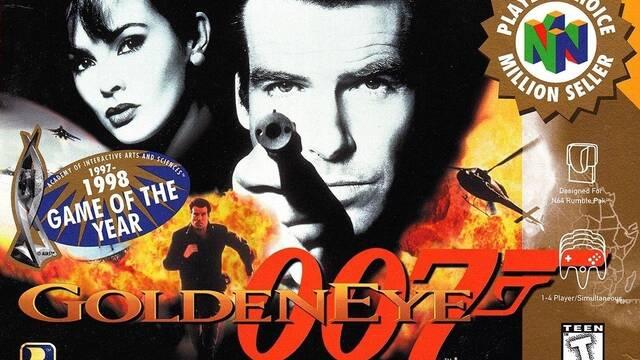 El motivo por el que Goldeneye 007 no llegó a XBLA fue este