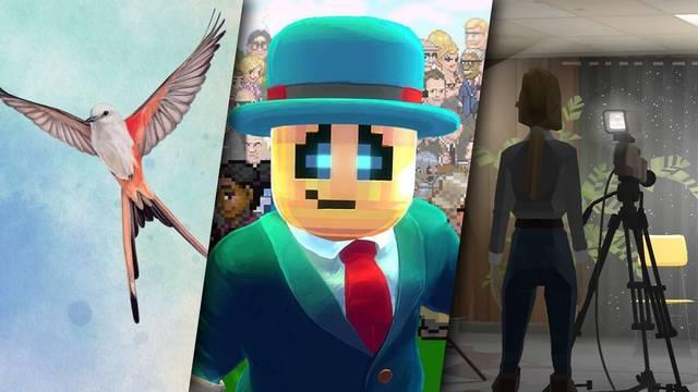 Juegos indies Switch en enero de 2021.