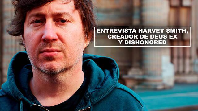 Entrevista Harvey Smith, creador de Deus Ex y Dishonored