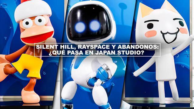 Silent Hill, RaySpace y abandonos: ¿qué pasa en Japan Studio?