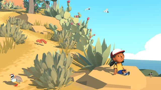 Alba: A Wildlife Adventure, lo nuevo de ustwo games, propicia la plantación de 270.000 árboles.