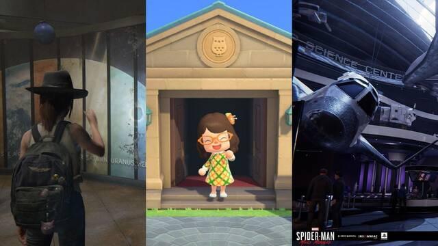 Expertos analizan varios museos de videojuegos.