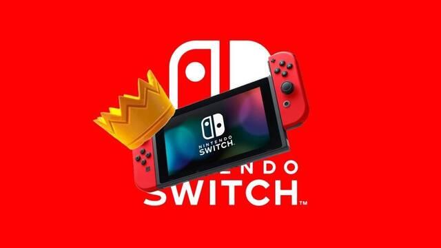 Switch podría ser la consola más vendida de 2021