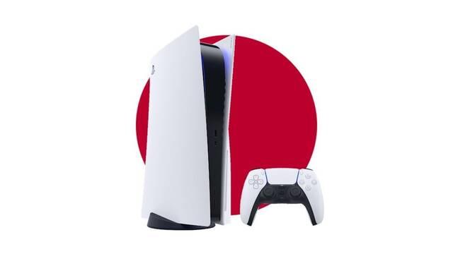 Las ventas de PS5 en Japón