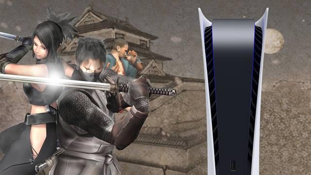 Tenchu podría tener un nuevo juego en PS5.