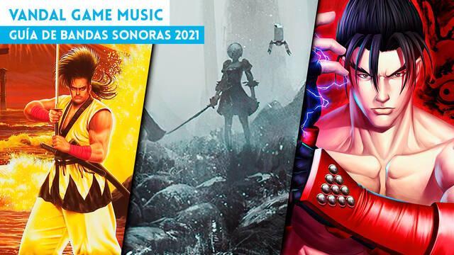 Guía de bandas sonoras 2021