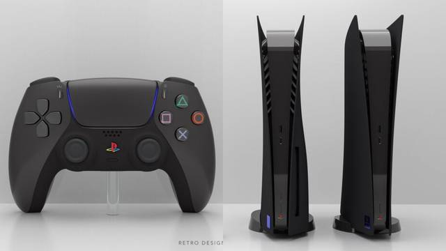 Una PS5 edición especial al estilo PS2 se pondrá a la venta esta semana.
