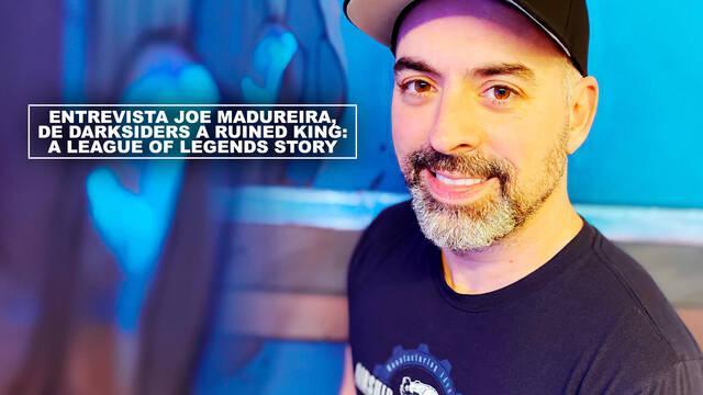 Entrevista Joe Madureira, de Darksiders a Ruined King: A League of Legends Story