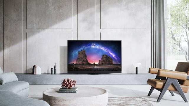 Panasonic presenta el televisor JZ2000