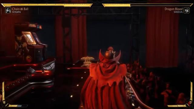 Mortal Kombat 11 en primera persona con un mod