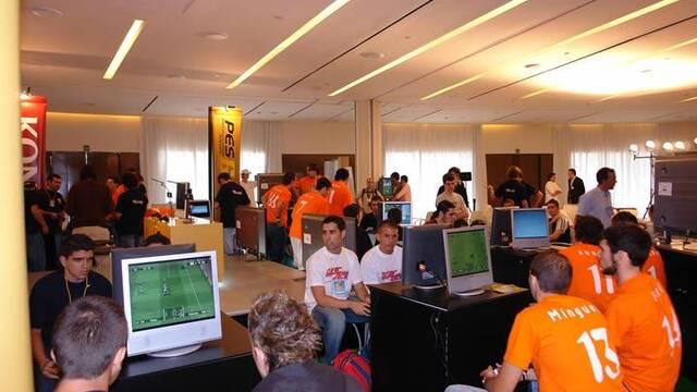 Pro Evolution Soccer 6 se presenta en España