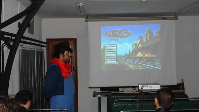 Sid Meier's Railroads! se presenta en España