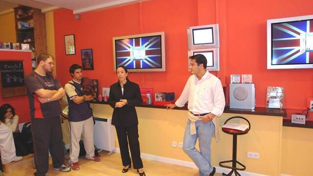 English Training se presenta en España