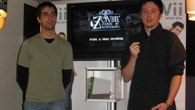 Se presenta en Madrid Zombie Panic in Wonderland