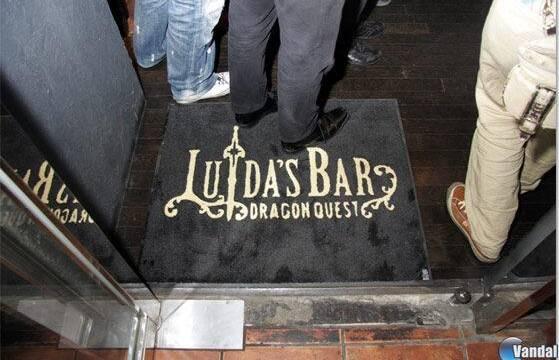 El bar Luida en Tokyo recrea el universo de Dragon Quest