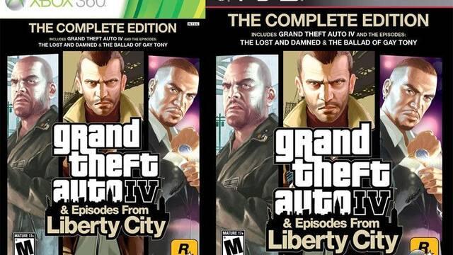 Grand Theft Auto IV tendrá una 'edición completa'