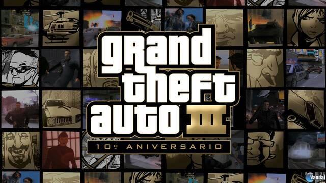 Rockstar celebra el 10º aniversario de GTA 3 con un vídeo conmemorativo