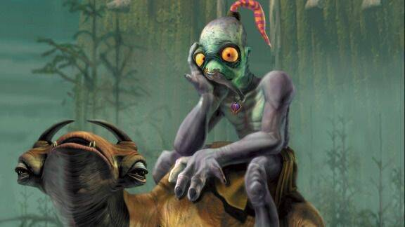 El padre de Oddworld está sorprendido por el impacto que creó