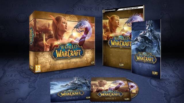 World of Warcraft incluye ahora todo el contenido hasta Cataclysm