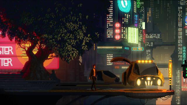 La aventura ciberpunk The Last Night prepara su Kickstarter para principios de año