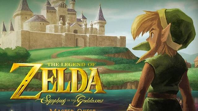 Escucha uno de los temas del concierto The Legend of Zelda: Symphony of the Goddesses