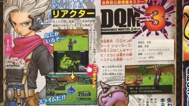 Dq Monsters Joker 3