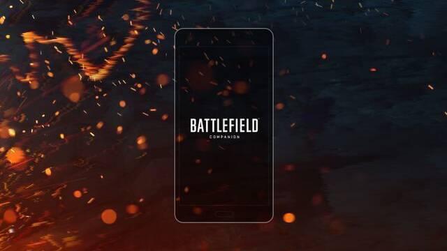 Battlefield Companion ya está disponible para acompañar a los jugadores a la I Guerra Mundial