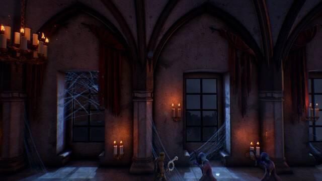 Un aficionado trabaja en recrear el primer Castlevania con Unreal Engine 4