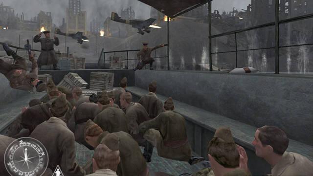 El primer Call of Duty se creó en parte para fastidiar a Electronic Arts
